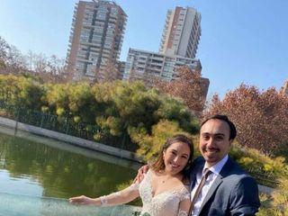 El matrimonio de Ignacia y Sebastian 1