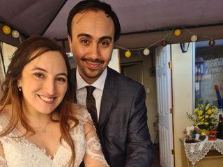 El matrimonio de Ignacia y Sebastian 2