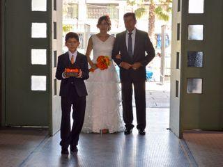 El matrimonio de Anita y Ibor 1