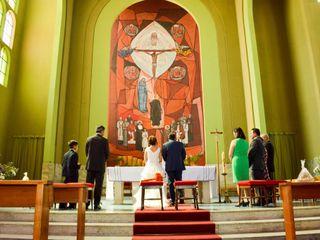 El matrimonio de Anita y Ibor 3