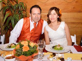 El matrimonio de Anita y Ibor