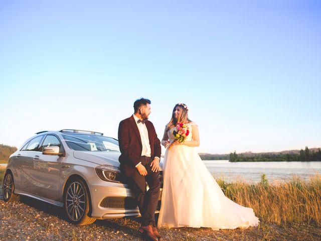 El matrimonio de Gise y Kaco