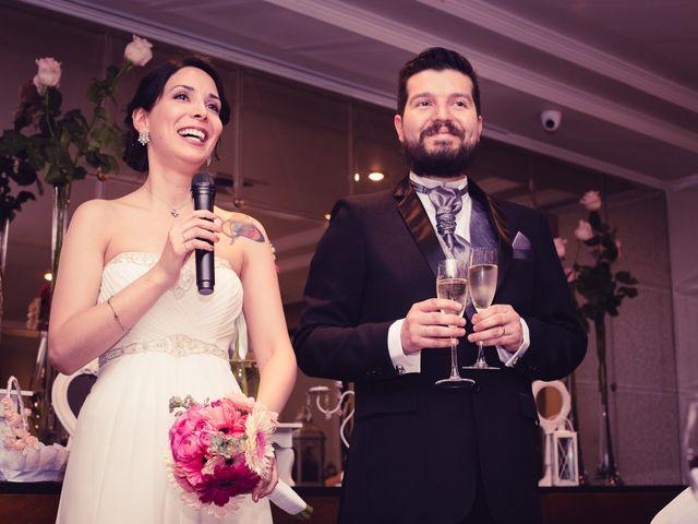 El matrimonio de Sol y Diego