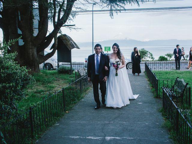 El matrimonio de Cristian y Javi en Frutillar, Llanquihue 15