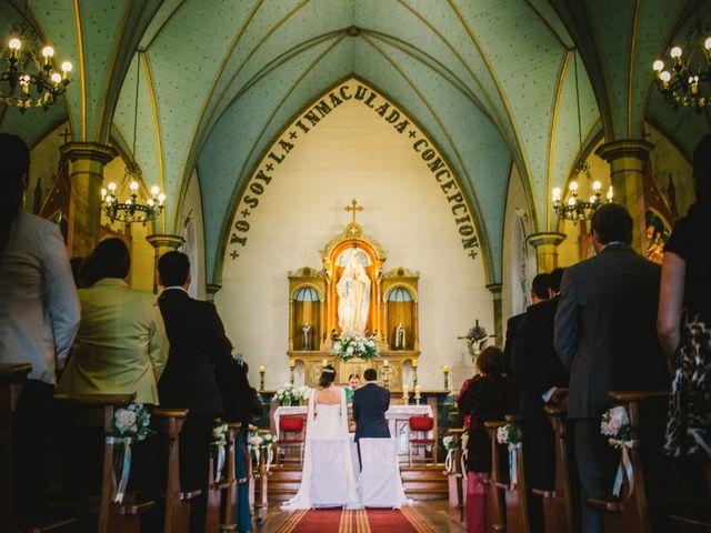El matrimonio de Cristian y Javi en Frutillar, Llanquihue 18