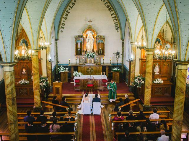 El matrimonio de Cristian y Javi en Frutillar, Llanquihue 19