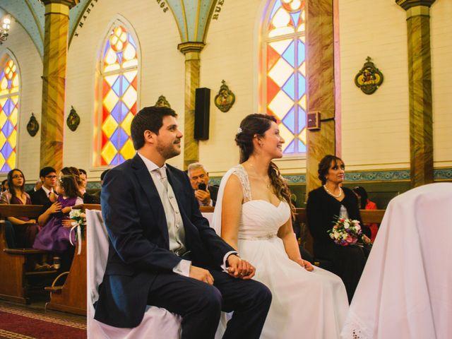 El matrimonio de Cristian y Javi en Frutillar, Llanquihue 21