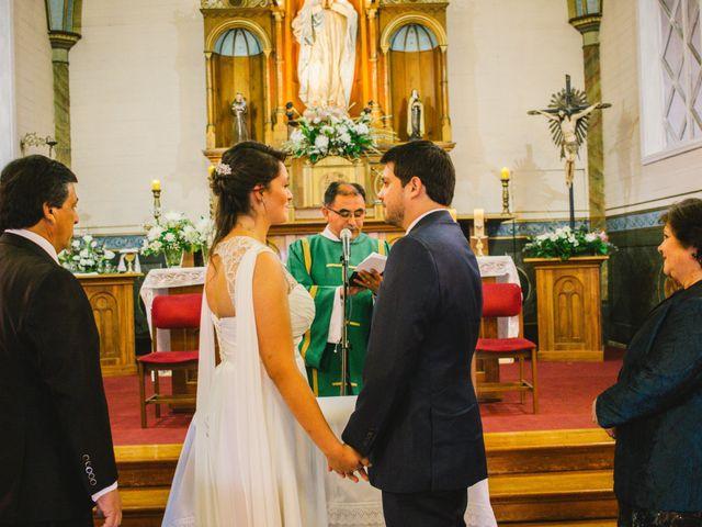 El matrimonio de Cristian y Javi en Frutillar, Llanquihue 24