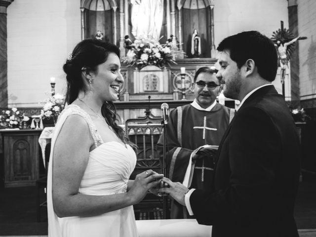 El matrimonio de Cristian y Javi en Frutillar, Llanquihue 26