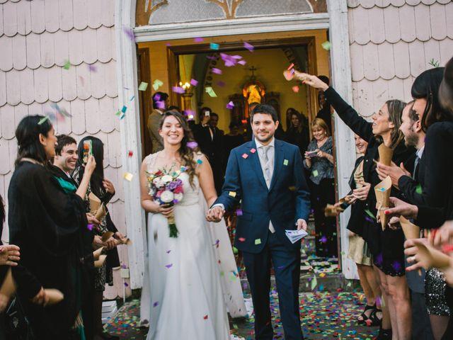 El matrimonio de Cristian y Javi en Frutillar, Llanquihue 30