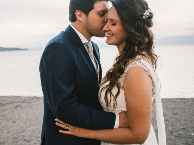 El matrimonio de Cristian y Javi en Frutillar, Llanquihue 32