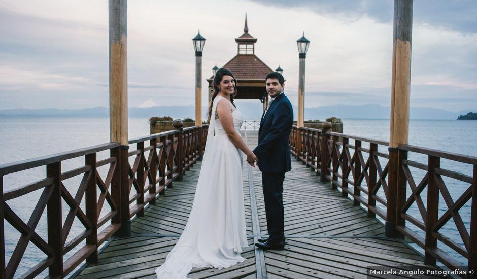 El matrimonio de Cristian y Javi en Frutillar, Llanquihue