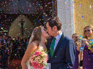 El matrimonio de Macarena y Cristian 1