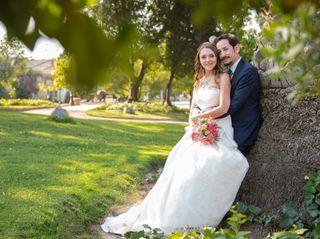 El matrimonio de Macarena y Cristian