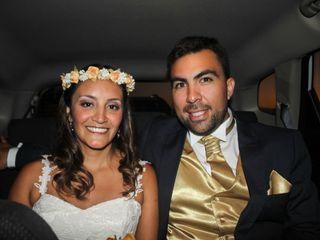 El matrimonio de Camila y Eloy