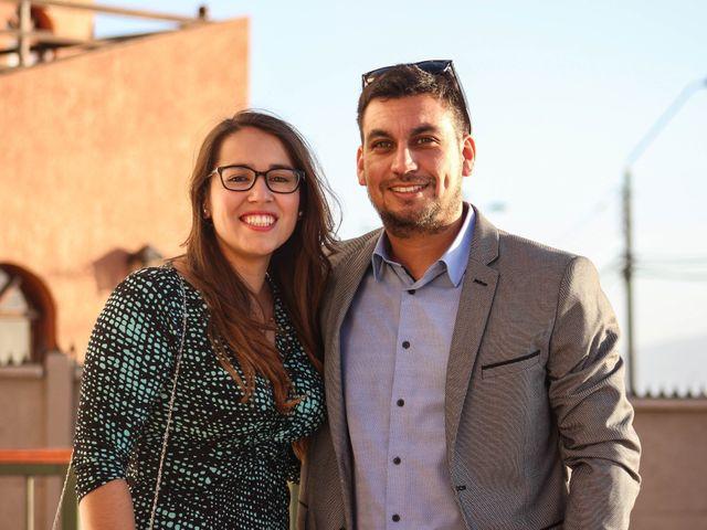 El matrimonio de Eloy y Camila en La Serena, Elqui 18