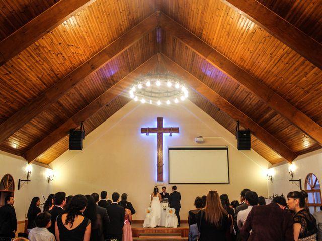El matrimonio de Eloy y Camila en La Serena, Elqui 22
