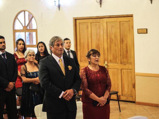El matrimonio de Eloy y Camila en La Serena, Elqui 23