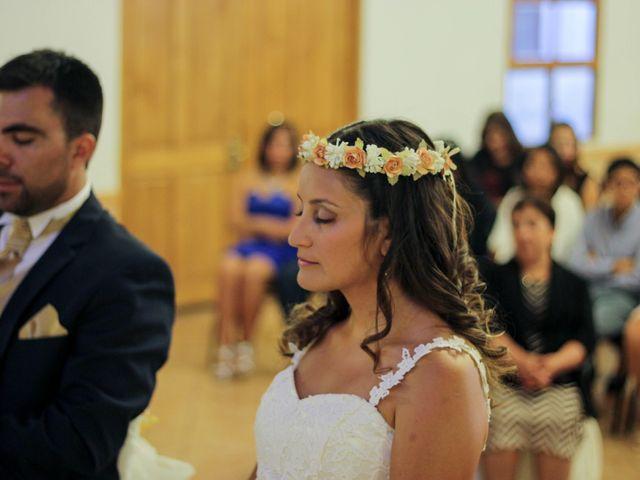 El matrimonio de Eloy y Camila en La Serena, Elqui 25