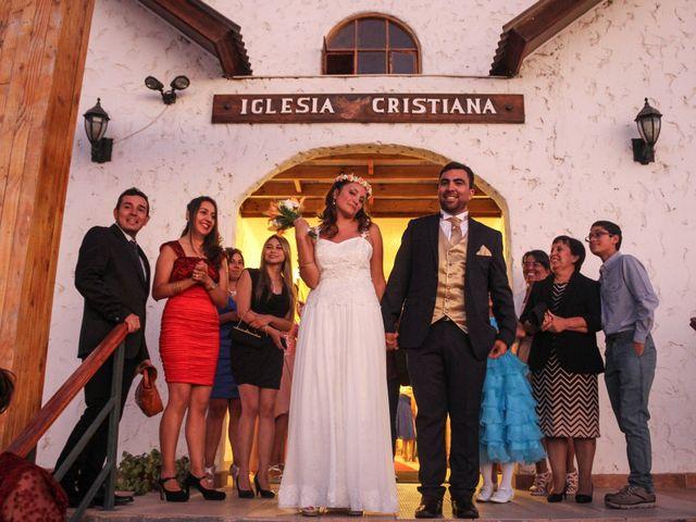 El matrimonio de Eloy y Camila en La Serena, Elqui 40