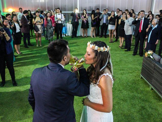 El matrimonio de Eloy y Camila en La Serena, Elqui 44