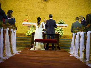 El matrimonio de Teresita y Marcial 1