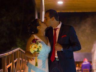 El matrimonio de Teresita y Marcial 3