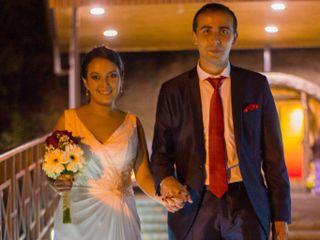 El matrimonio de Teresita y Marcial