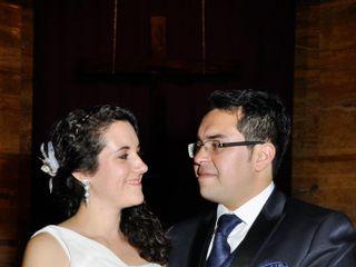 El matrimonio de María y Christian 1