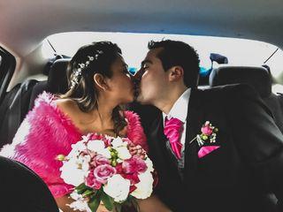 El matrimonio de Daniela y Christopher 1