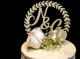 El matrimonio de Neidell y Gerardo 3