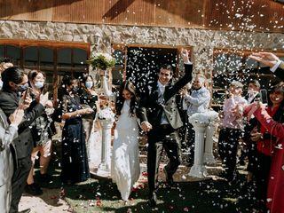 El matrimonio de Manuel y Carla