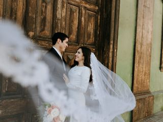 El matrimonio de Manuel y Carla 2