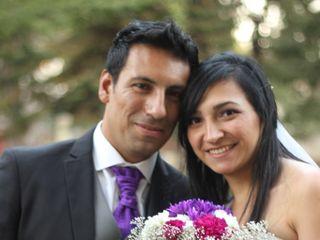 El matrimonio de Susana y Braulio