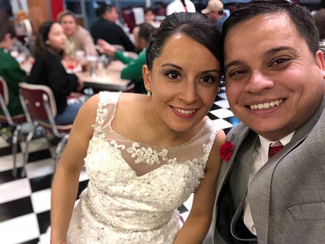 El matrimonio de Mauricio y Geraldine