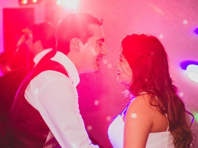 El matrimonio de Daniela y Christopher