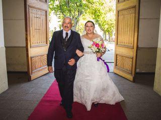 El matrimonio de Beatriz y Mauricio 3