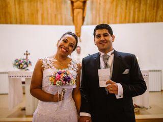 El matrimonio de Laura y Froilán