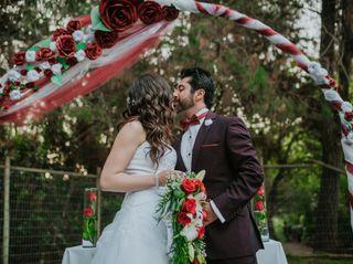 El matrimonio de Camila  y Víctor  2