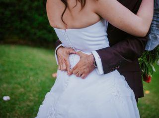 El matrimonio de Camila  y Víctor  3