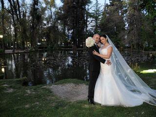 El matrimonio de Priscila y Ricardo
