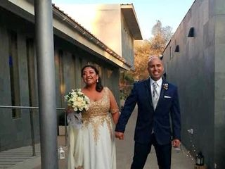 El matrimonio de Ernesto y Vanessa 1