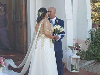 El matrimonio de Ernesto y Vanessa 2