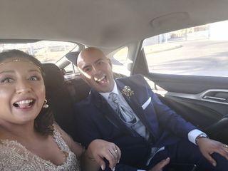 El matrimonio de Ernesto y Vanessa
