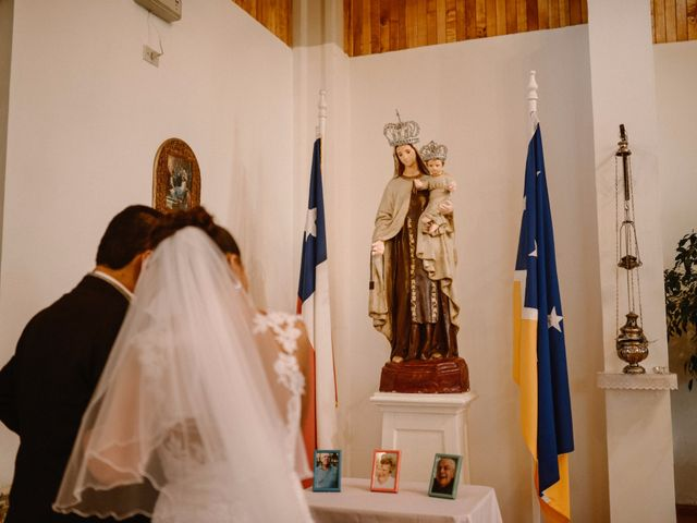 El matrimonio de Froilán y Laura en Punta Arenas, Magallanes 26