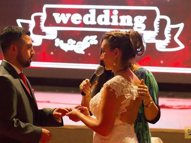 El matrimonio de Fernando y Pía en San Bernardo, Maipo 1