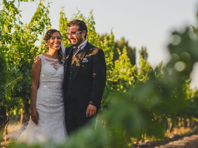 El matrimonio de Anita y Luis