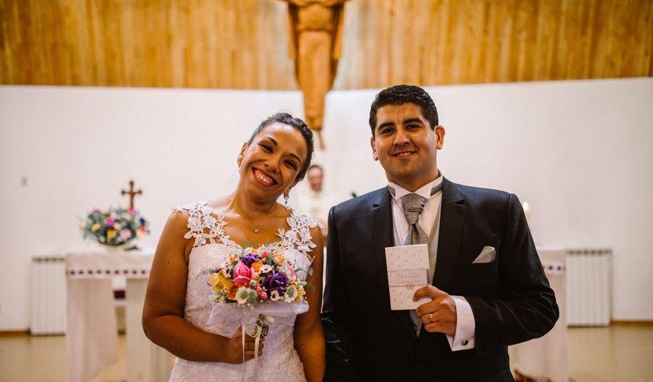 El matrimonio de Froilán y Laura en Punta Arenas, Magallanes