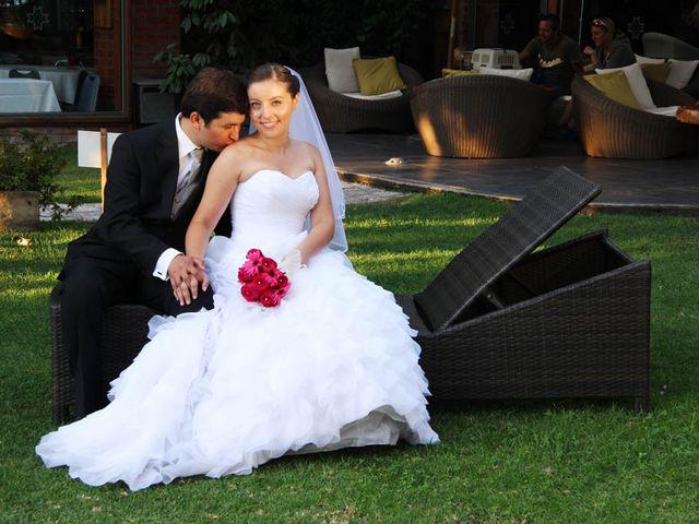 El matrimonio de Natalia y Renato