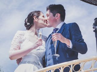 El matrimonio de Gabriela y Francisco 3